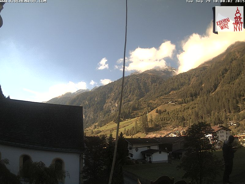 webcam neve Feichten